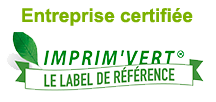Label de reference vert village
